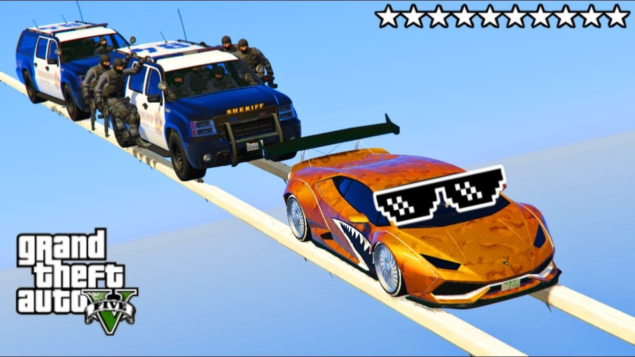 GTA 5 Thug Life #30 ( GTA 5 Funny Moments ) thumbnail