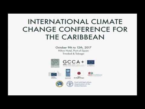 Caribbean Climate Change Conference (TEST STREAM)