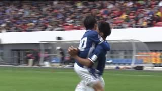 2018年11月18日(日)に行われたJユースカップ 決勝 清水ユースvs横浜F...