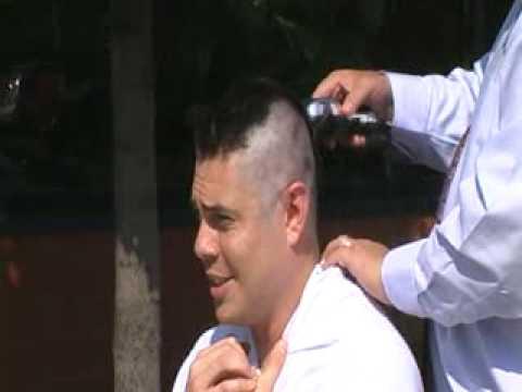 Head Shaving Part 2