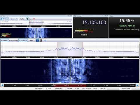 24 04 2018 Trans World Radio Africa in Kirundi to SoAf 1557 on 15105 Manzini