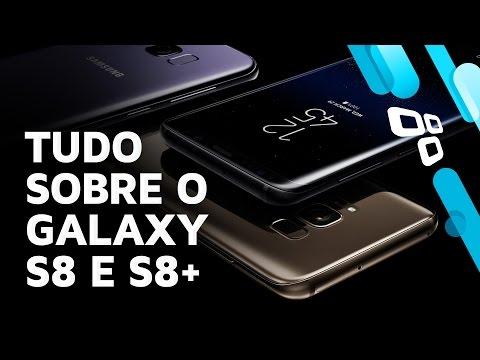 Samsung Galaxy S8 e S8+: tudo sobre os aparelhos - TecMundo