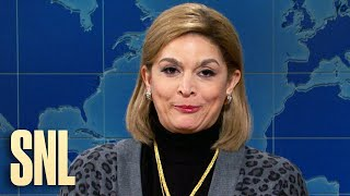 Weekend Update: Sidney Powell on Being Sued by Dominion - SNL