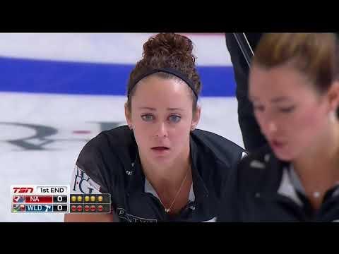 2018 WFG Continental Cup of Curling - Homan vs. Tirinzoni