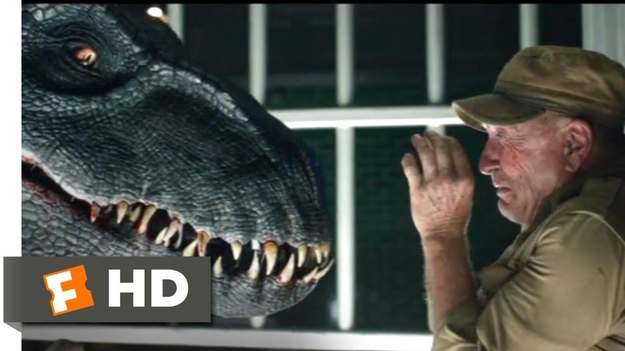 Download Jurassic World: Fallen Kingdom (2018) - The Indoraptor Scene (7/10) | Jurassic Park Fansite
