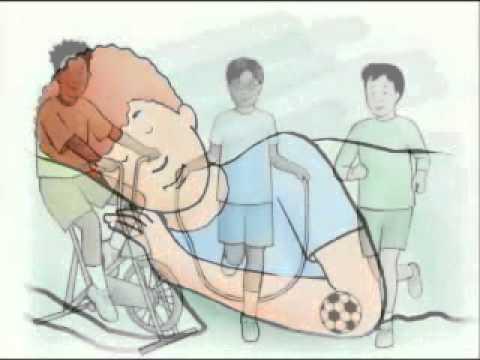 Boy puberty video