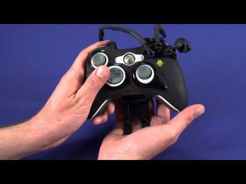 The Avenger Xbox 360 controller mod video review - YouTube