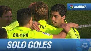 Todos los goles de Granada CF (1-3) FC Barcelona