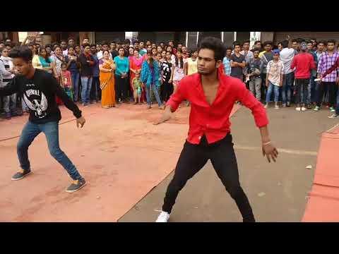Taffree bhilai ka hunar dance
