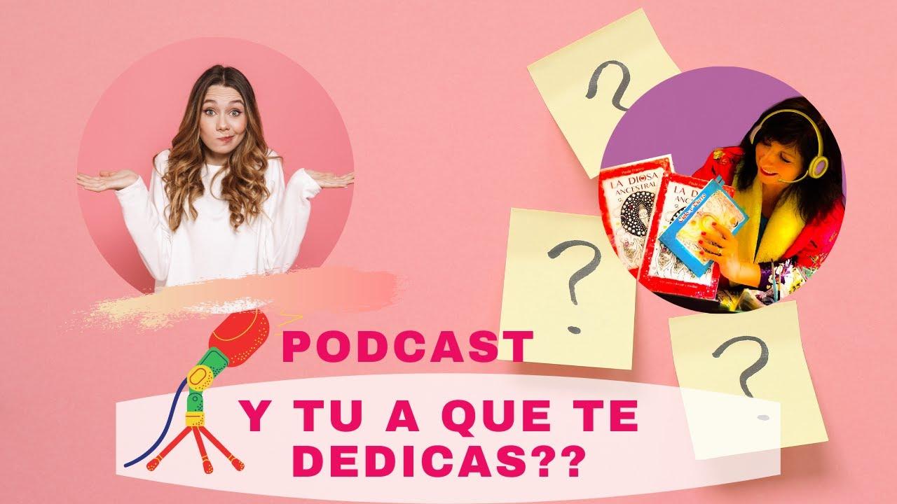 017 Podcast de Creatividad: y tu a que te dedicas? Escribir sobre tu propia bio