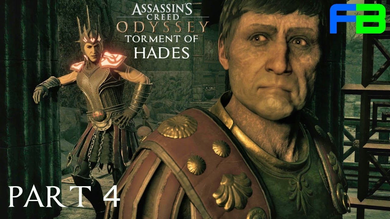 A New Lease On Death Torment Of Hades Part 4 Assassin S Creed