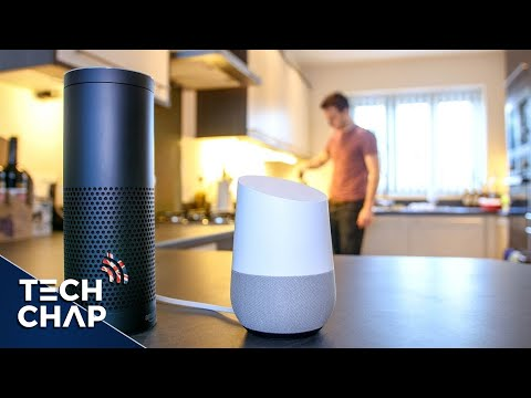 Google Home vs Amazon Echo - Which is Best?