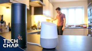 Google Home vs Amazon Echo - Which is Best? - The Tech Chap