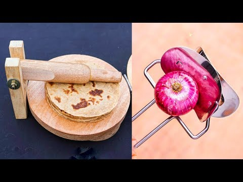 17 NEW KITCHEN GADGETS INVENTION ▶ Under Rs.90 To 500 Rupees You Must Have