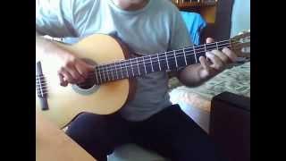 Ляпис Трубецкой. Воины света на гитаре. Аранжировка