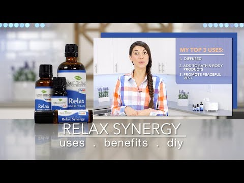 Relax Synergy - Website Version