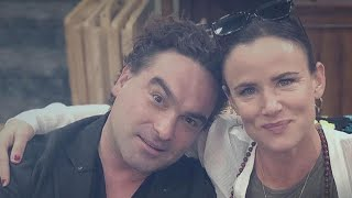 Juliette Lewis and Johnny Galecki Make Their 'Conners' Debut