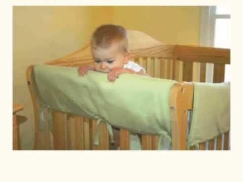 ***NEW*** TrendLab Crib Wrap Rail