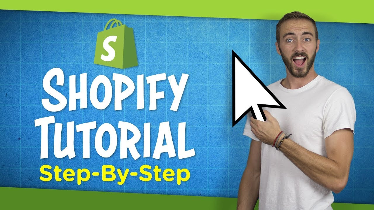 Shopify Tutorial For Beginners 2019 | Create an Online Store Step-By-Step