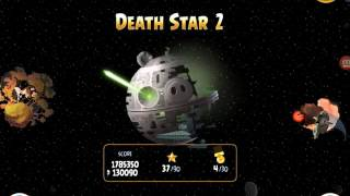 Angry Birds Star Wars Emperor Boss
