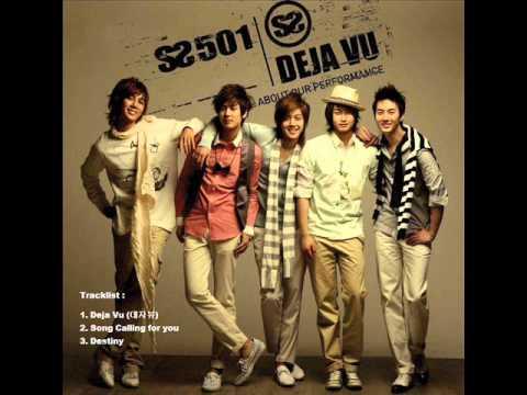 SS501 -  Deja Vu