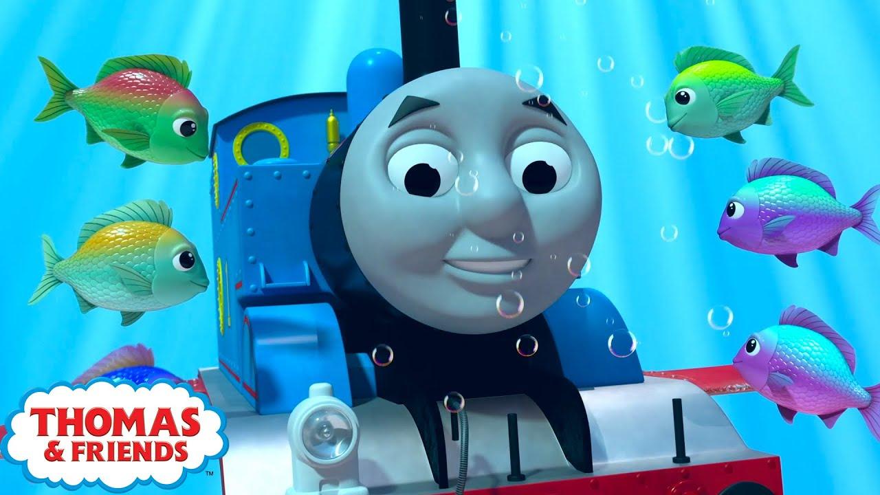 Thomas the Submarine | Thomas' Magical Birthday Wishes Compilation | Thomas & Friends UK