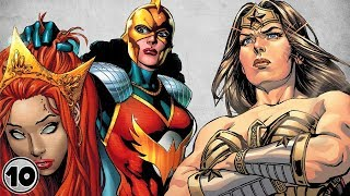 Top 10 Times Wonder Woman Was a Villain thumbnail