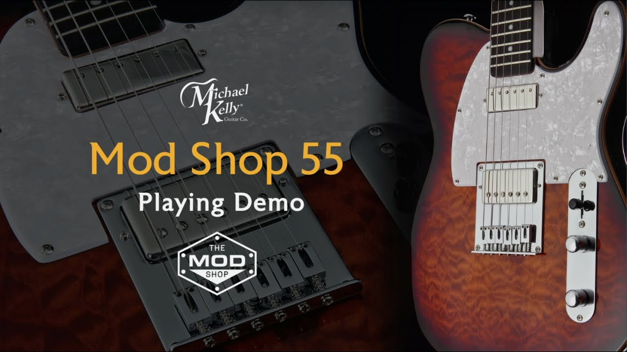 maxresdefault the mod shop 55 playing demo youtube Ernie Ball Wiring Diagram at crackthecode.co