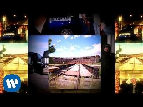 Nickelback - Photograph Backdrop