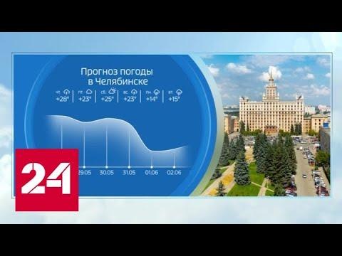 """""""Погода 24"""": в Москву и Подмосковье пришло тепло - Россия 24"""