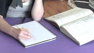 Drawing Basic Fashion Figures : Being Crafty