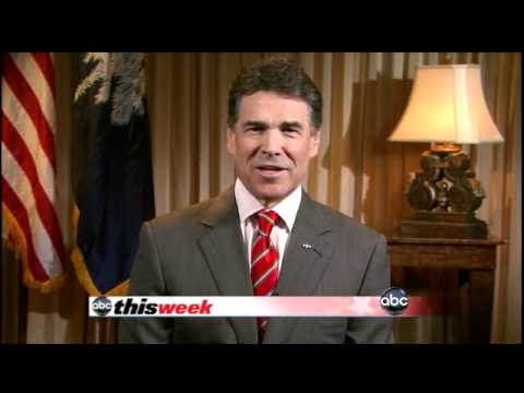 Interview with Rick Perry