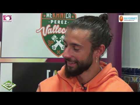 Desde el Corner con Antoñito y Álvaro Benítez tertulia deportiva programa 9