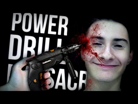 ИГРА НЕ ДЛЯ СЛАБОНЕРВНЫХ - Power Drill Massacre