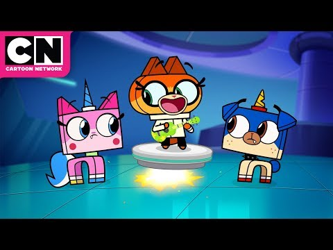 Unikitty | Science Must Continue | Cartoon Network