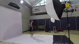 2018-19 WWU Women's Basketball Photo Day