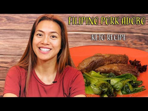 Keto Filipino – How To Make Pork Adobo