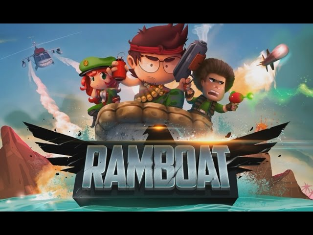 Ramboat: Hero Shooting Game - Android Gameplay HD