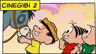 Cine Gibi 2 (FILME COMPLETO) | Turma da Mônica