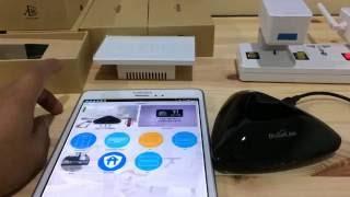 สมาร์ทโฮม.com ตอนที่3 รีวิว Broadlink RM Pro+ทดสอบระบบ IFTTT ของ smart Home