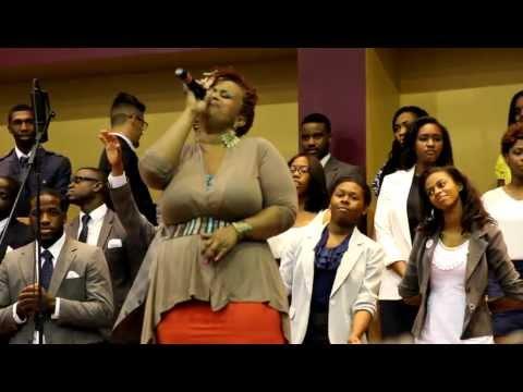 Dynamic Praise (04/06/12) feat. Amber Bullock @ Oakwood University