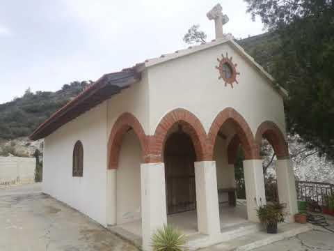 Καλαβασὸς - Ιερά Μητρόπολις Τριμυθούντος