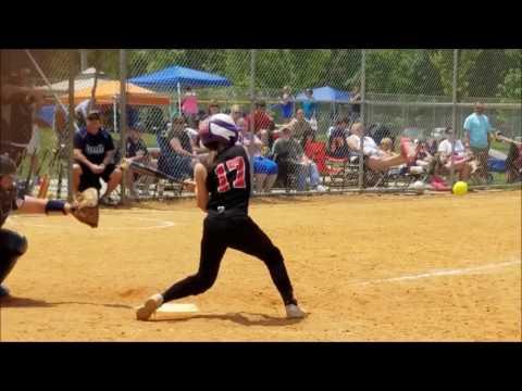 Mallory Price Northern Guilford High School 2016 Softball