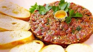 Тартар | Бутеры с мясом? | Beef Tartare
