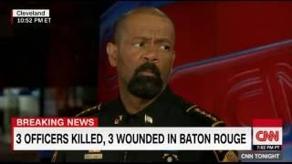 Sheriff David Clarke Crushes Don Lemon Over Hateful Black Lives Matter