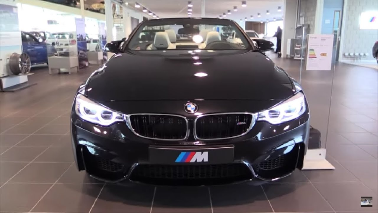 BMW M4 2016 In Depth Review Interior Exterior  YouTube
