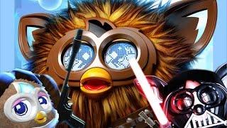 Furbacca Starwars Hasbro Android İos Free Game GAMEPLAY VİDEO