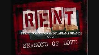 Rent - Seasons Of Love feat. Frankie Grande, Ariana Grande, and Glee