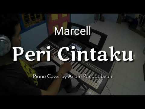 Peri Cintaku - Marcell | Piano Cover by Andre Panggabean