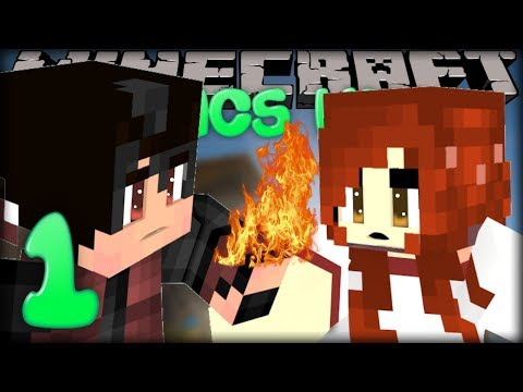 The Greatest Power Unleashed | Magics High Ep.1 (Minecraft Roleplay)